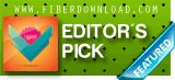 Remote Support Software Editors Pick award from FiberDownload.com