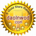 Remote Support Software 5 Stars Award on daolnwod.com